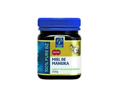 Manuka Health Miel De Manuka mgo 400+ Pot 250g