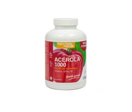 Nat&Form; Orig Acerola 1000 Cpr30