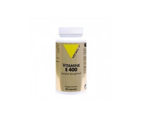 Vit'All+ Vitamina E 400ui 100caps