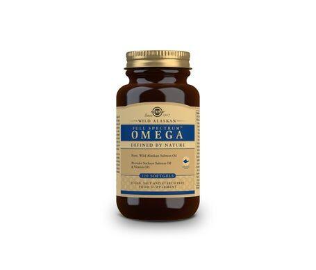 Solgar Full Spectrum Omega 120 gélules
