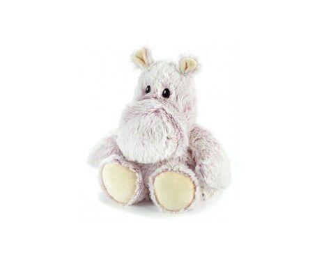 Soframar Cozy Peluches Déhoussables Bouillotte Hippo