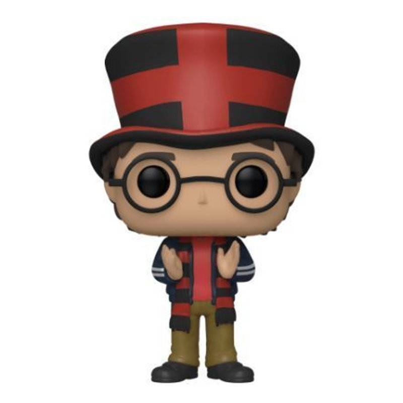 HARRY POTTER WORLD CUP QUIDDITCH / HARRY POTTER / FIGURINE FUNKO POP / EXCLUSIVE SDCC 2020