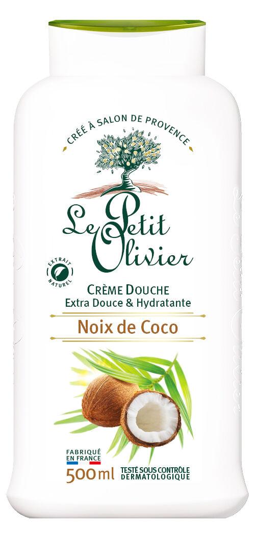 Le Petit Olivier Crème Douche Extra Douce - Noix de Coco