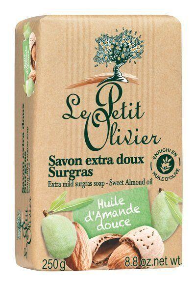 Le Petit Olivier Savon Extra Doux Surgras Huile d'Amande Douce