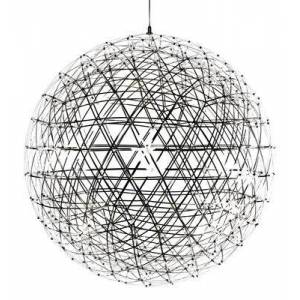 Moooi Suspension Raimond LED / Ø 199 cm - Moooi métal brillant en métal