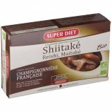 SUPERDIET LABORATOIRES Shitake Plus Bio