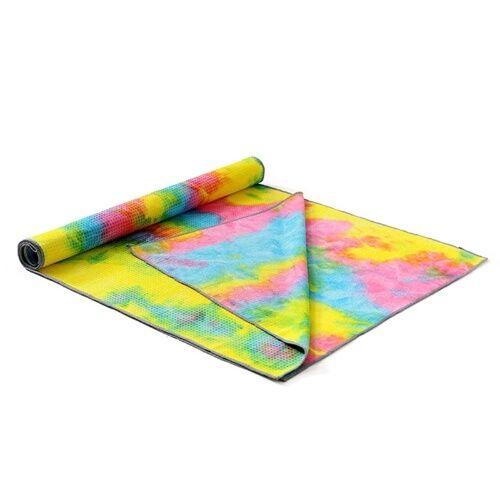 other Tapis de yoga Tie-Dye Print Gym antidérapant épais