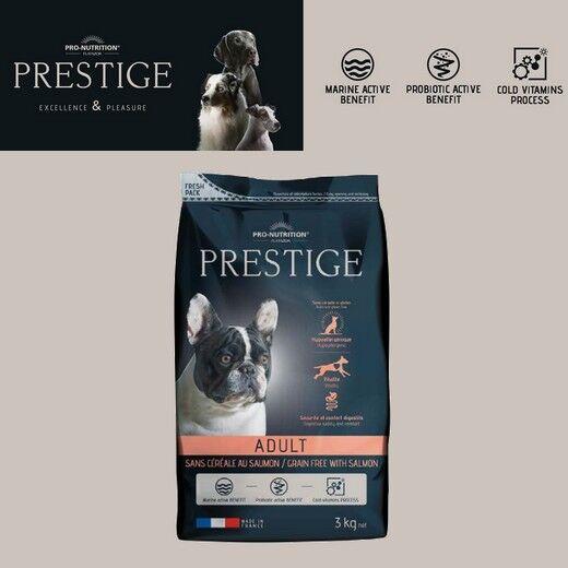 Flatazor Prestige Adulte Sensible sans céréales / croquettes SAUMON