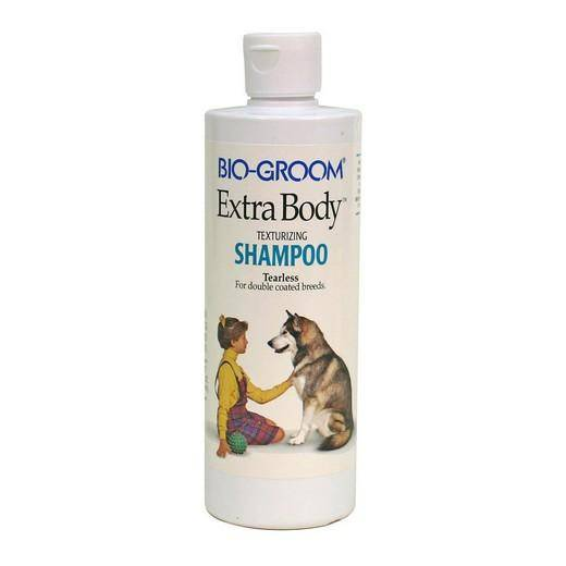 Bio Groom Extra Body - Shampooing pour chien de races à double pelage - Bio Groom