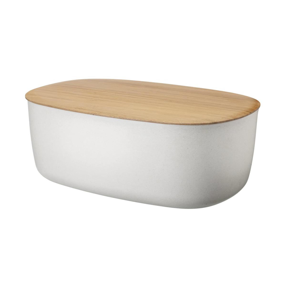 Stelton Rig-Tig by Stelton - Box-It Boîte à pain, blanche nature