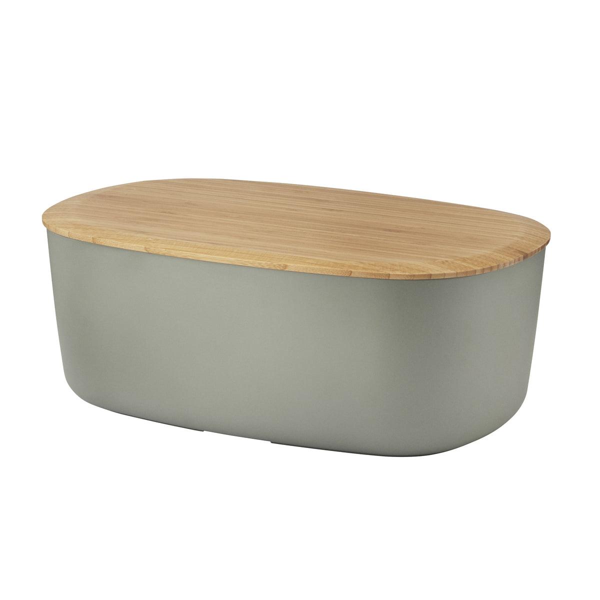 Stelton Rig-Tig by Stelton - Box-It Boîte à pain, gris