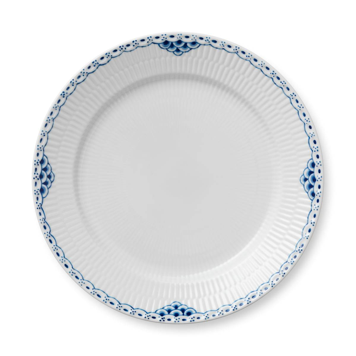 Royal copenhagen - Assiette princesse plate ø 27 cm