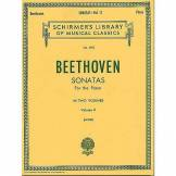 G. Schirmer - L. van Beethoven - Sonatas for the Piano vol. 2 Sonatas for the Piano vol. 2