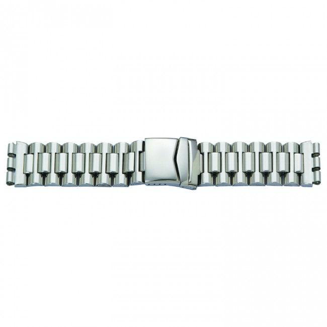 Alternative Swatch Bracelet de montre alternative adaptée à Swatch 1074 Acier 19mm