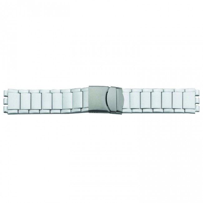 Alternative Swatch Bracelet de montre alternative adaptée à Swatch 1078 Acier 17mm