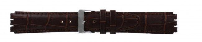 Alternative Swatch Bracelet de montre Swatch (alt.) 21414.27 Cuir Brun 17mm