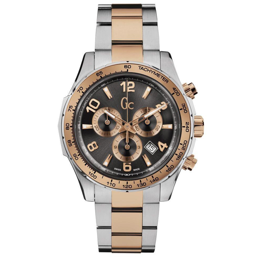 Guess Bracelet de montre Guess X51004G5S Acier Bicolore