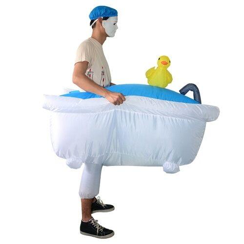 other Costume gonflable d'adulte de baignoire drôle d'adultes gonflables déguisements