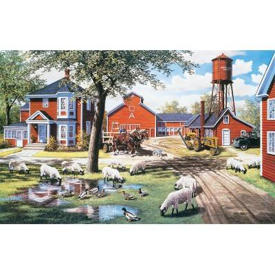 Ken Zylla - Farmyard Companions