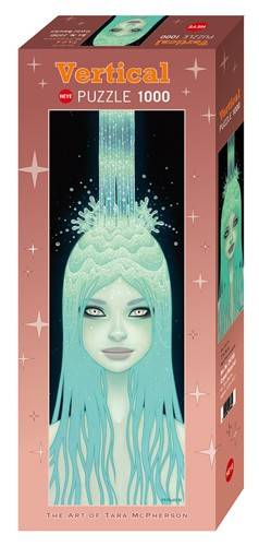 ART Tara McPherson - Crystal Waterfall