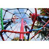 Intergard Pyramide de cordes pour les parques publiques