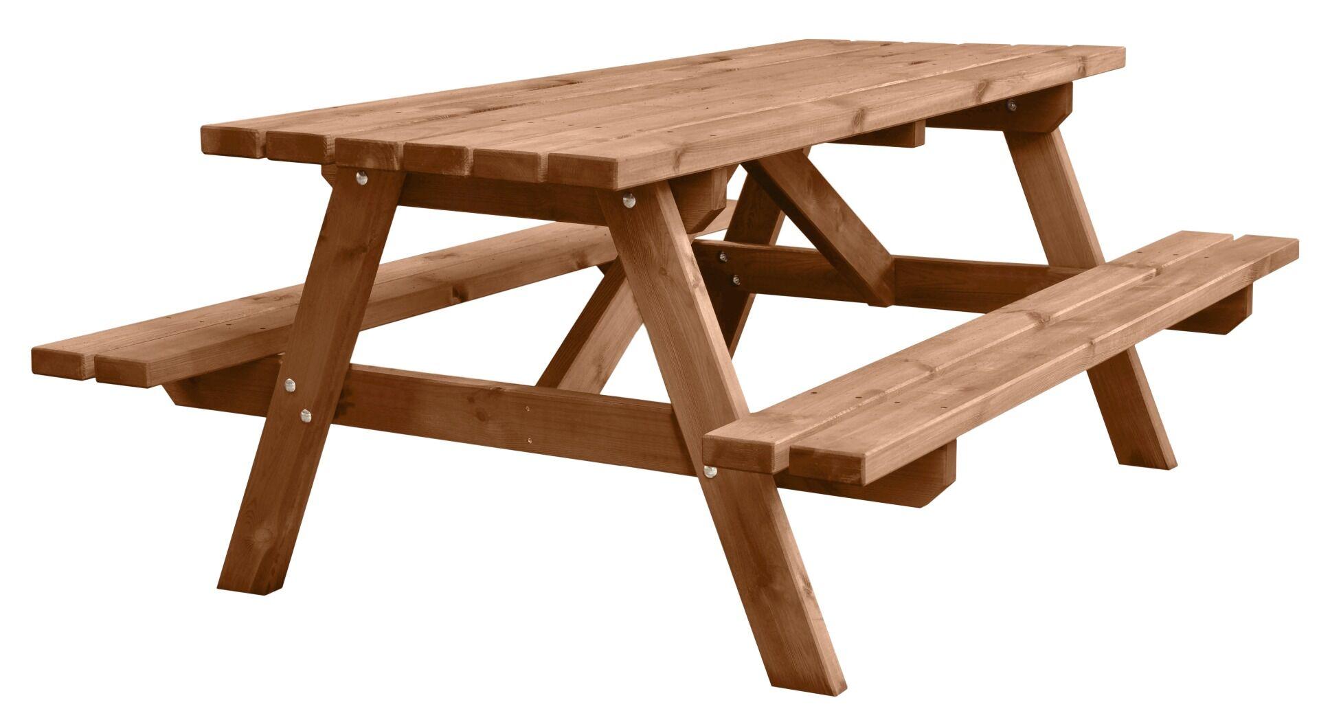 Intergard Pique-nique table Luxe 180cm
