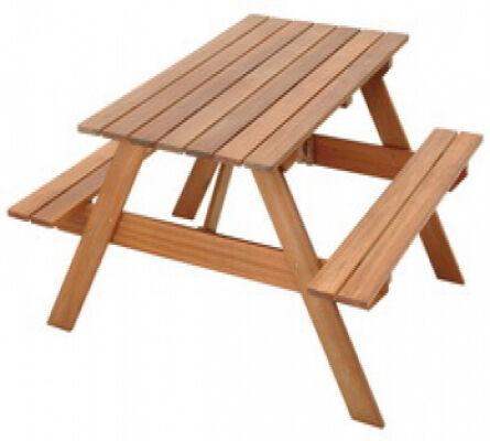 Intergard Table pique-nique bois