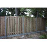 Intergard Panneaux de bois et beton 200x190cm