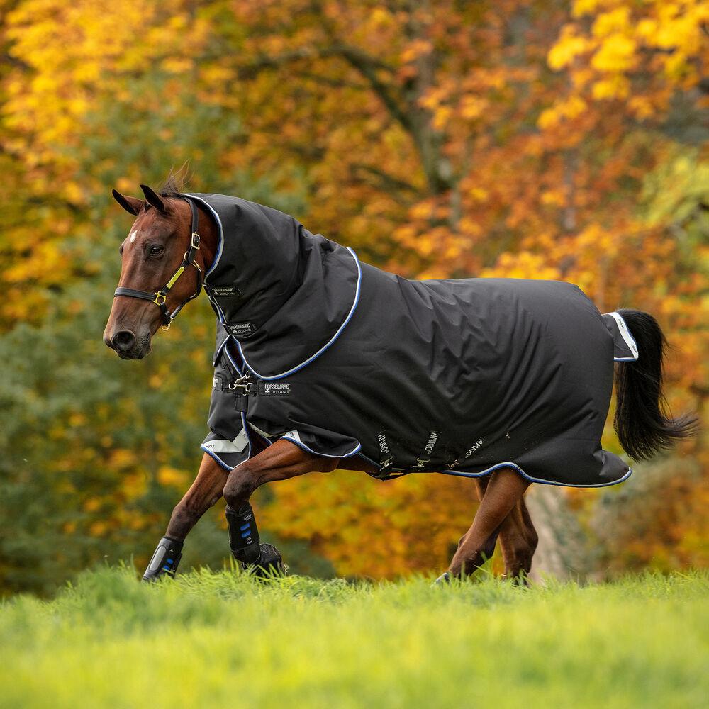 Horseware Couverture d'extérieur Horseware Amigo Bravo 12 Plus Medium, 250 g