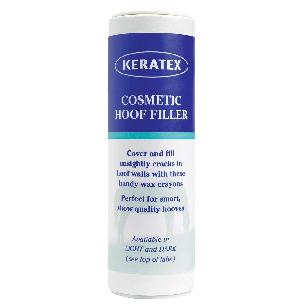 Keratex Agent de remplissage cosmétique pour sabots Keratex 4x15 g
