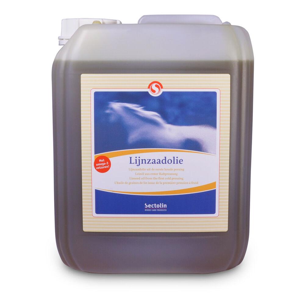 Sectolin Linseed Oil, huile de lin, 5 L