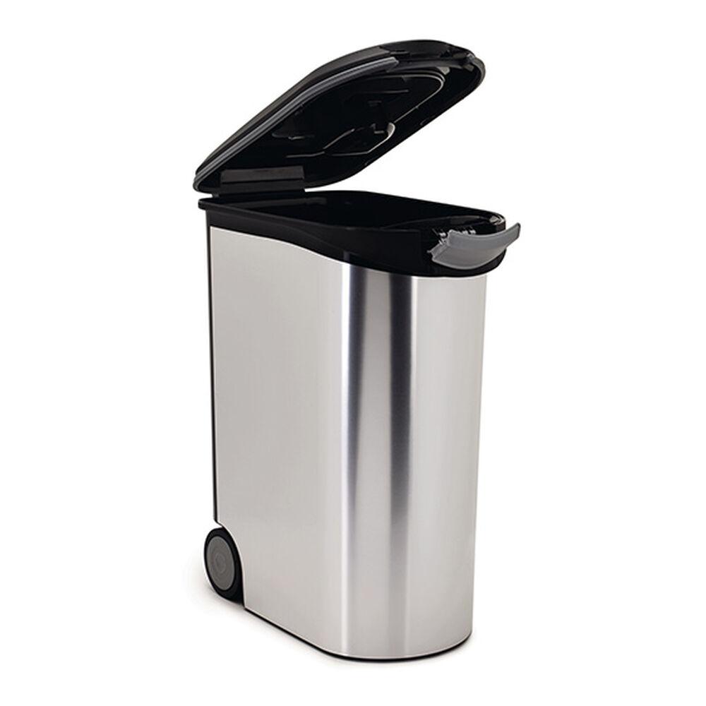 Curver Container à aliments métallique Curver BeezTeez, 20 kg