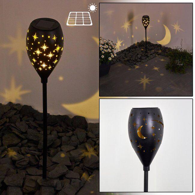 hofstein lampe solaire Joinville LED Noir, 1 lumière - Campagne - Extérieur - Joinville - Délai de livraison moyen: 6 à 10 jours ouvrés. Port gratuit France métropolitaine et Belgique dès 100 €.