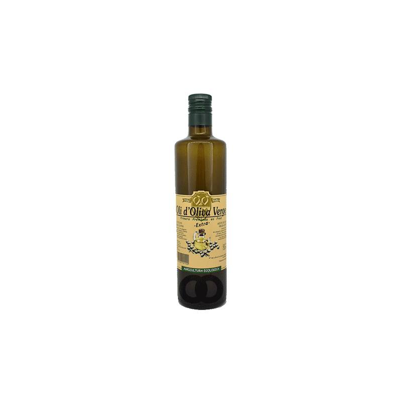 Cal valls Huile D'olive Vierge Extra Première Pression À Froid 750ml - Cal Valls