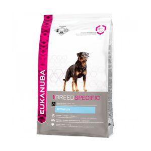 Eukanuba Croquettes pour chien adulte Eukanuba Rottweiler Sac 12 kg (DLUO courte) - Publicité