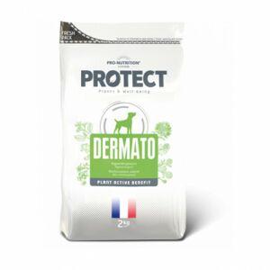 Pro-Nutrition Flatazor Croquettes Pro-Nutrition Protect Dermato peau sensible pour chien - Sac 2 kg - Publicité