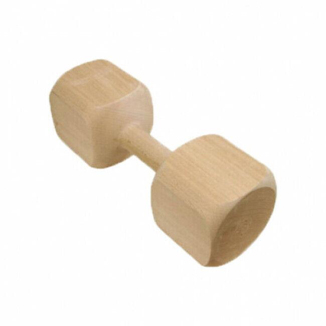 Difac Apportable en bois pour chien classe 3 RCI/FCI 2 kg Lg 35 cm