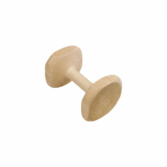 Difac Apportable en bois pour chien classe 1 RCI/FCI 650 g Lg 19 cm