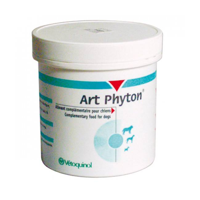 Vétoquinol Art Phyrton chien âgé complément alimentaire boite de 380 g