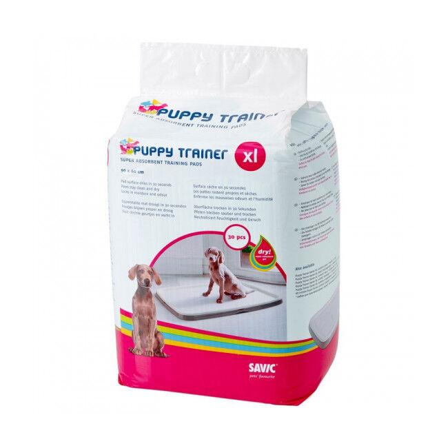 Savic 6 lots de 30 tapis Puppy Trainer Extra-Large