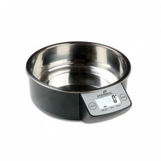 Numaxes Balance électronique Intelligent Petbowl pour chien et chat 1 Litre T1
