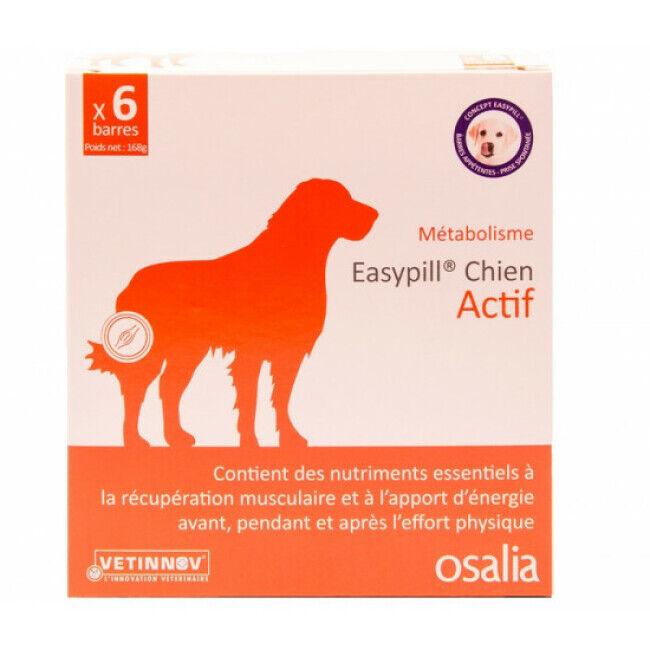 Easypill Barre énergétique Easypill pour chien actif