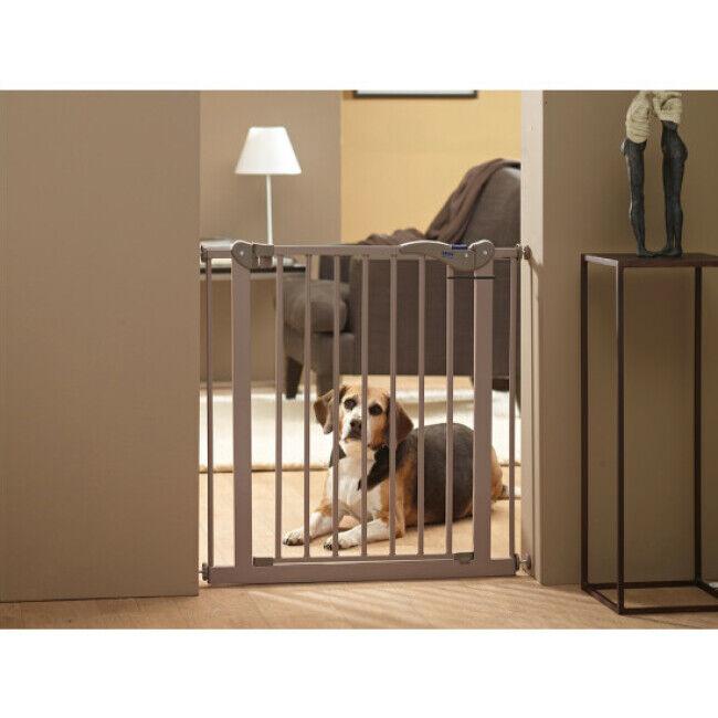 Savic Barrière habitation Dog Barrier Door pour animaux PM hauteur 75 cm