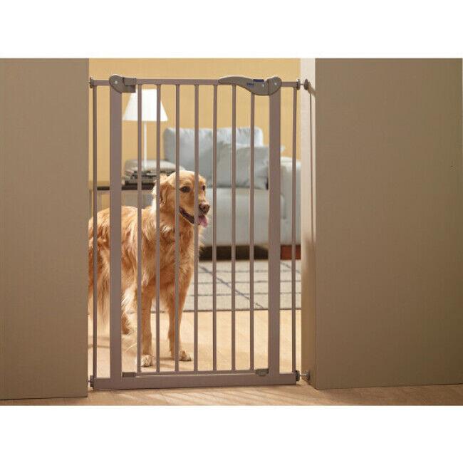Savic Barrière habitation Dog Barrier Door GM pour animaux hauteur 107 cm