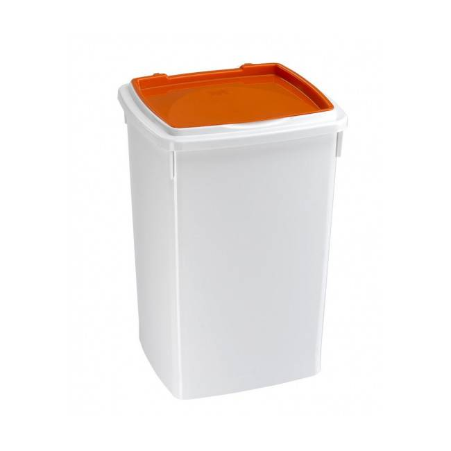 Ferplast Boîte conservation pour croquettes Feedy Ferplast 13 litres