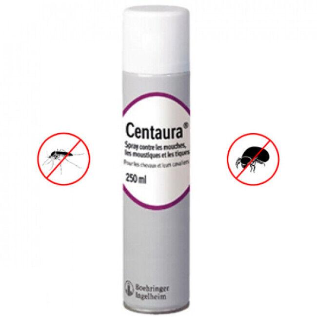 Boehringer Centaura insectifuge acarifuge pour animaux et humains