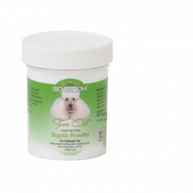 Bio Groom Coagulant pour cicatrisation pour chien et chat