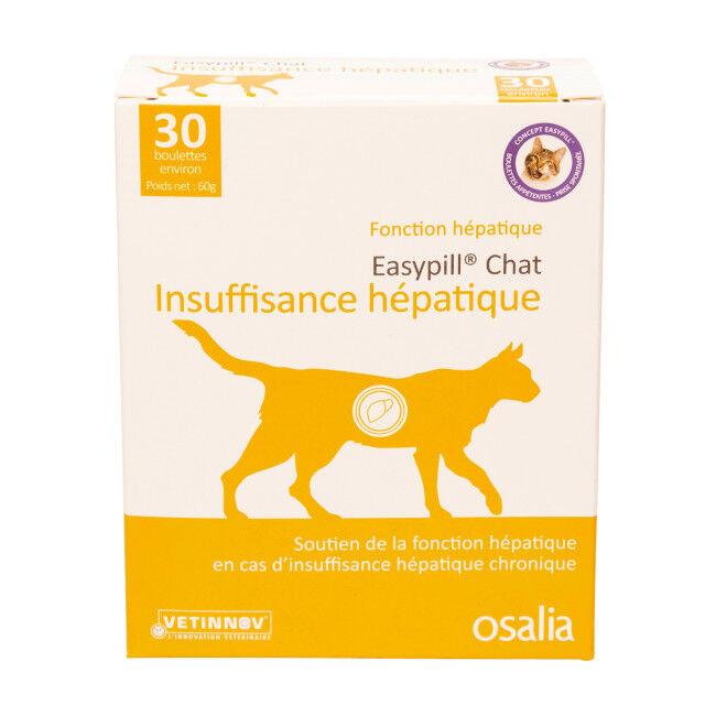 Osalia Complément alimentaire insuffisance hépatique pour chat Easypill