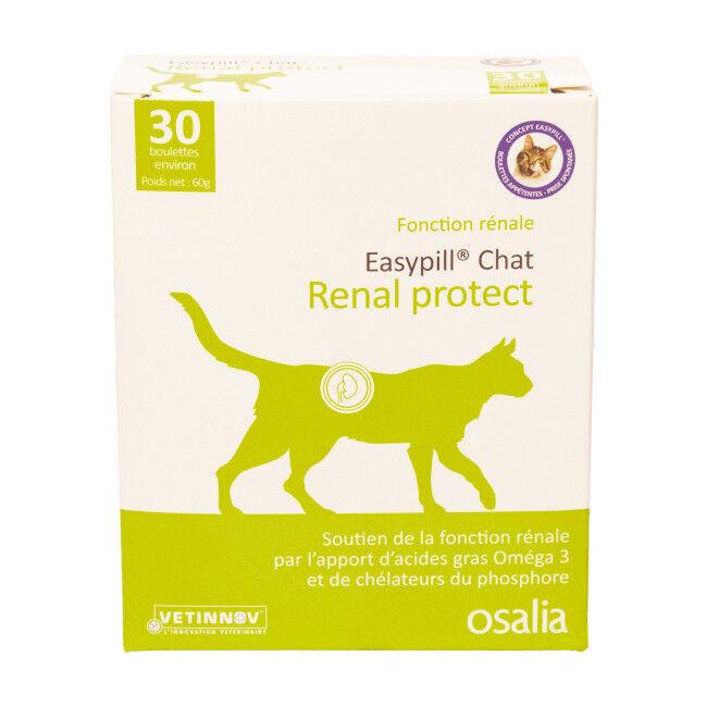 Osalia Complément alimentaire pour chat Easypill Protect insuffisance rénale