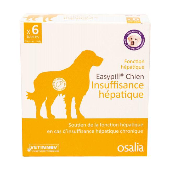 Osalia Complément alimentaire pour chien Easypill insuffisance hépatique